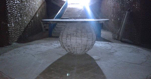 Cripta de la catedral de Justo Gallego