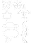 Patrones de formas 2