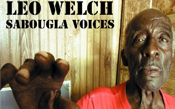 Leo Welch. Carátula de Sabougla Voices