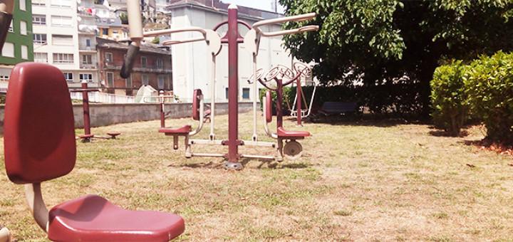 Parque saludable