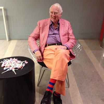 Richard Cramer, moda en la tercera edad