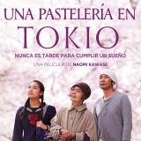 """Cartel de la película """"Una pastelería en Tokio"""""""